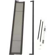 ODL Brisa Short Retractable Screen for 200cm In-Swing or Out-Swing Doors, Bronze