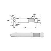 Prime Line Prod. PL15308 Plastic Slide Bolt-20PC LH NYLON SLIDE BOLT