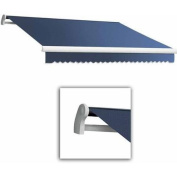 Maui-LX Right Motor with Remote Retractable Awning, 3.7mW x 3mProj, Busty Blue