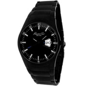Kenneth Cole Men's Classic Watch Quartz Mineral Crystal KC9290