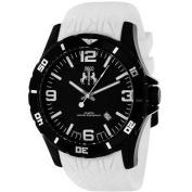 Jivago Men's Ultimate Watch Swiss Parts Qua Mineral Crystal JV0114