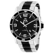 Jivago Men's Ultimate Watch Swiss Parts Qua Mineral Crystal JV6119