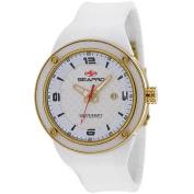 Seapro Men's Diver Watch Quartz Mineral Crystal SP2115