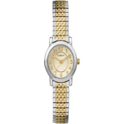 Timex Women's Cavatina Two-Tone Watch, Expansion Band