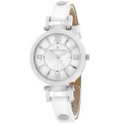 Christian Van Sant Women's Petite Watch Swiss Parts Qua Mineral Crystal CV8161