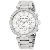 Michael Kors Women's Parker Watch Quartz Mineral Crystal MK5353