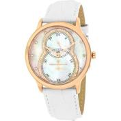 Christian Van Sant Women's Infinie Watch Quartz Mineral Crystal CV5411