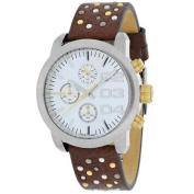 Diesel Women's Flare Watch Quartz Mineral Crystal DZ5433