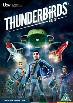 Thunderbirds Are Go: Complete Series 1