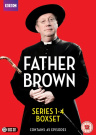 Father Brown: Series 1-4