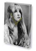 STEVIE NICKS - Canvas Clock (A5 - Signed by the Artist) #js001