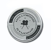 Mini 'Hollywood Studios' Film Cans