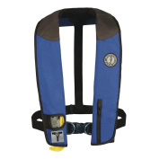 Mustang Survival Deluxe Manual Inflatable PFD with Harness