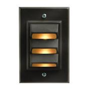 Hinkley Lighting H1542 Landscape Lighting Deck and Step Lighting Outdoor Lighting Deck / Rail Lights ;Bronze