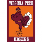 Team Sports America Virginia Tech Vertical Flag