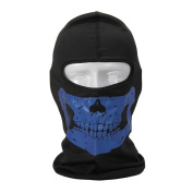 BXT Elastic Breathable Sun-resistant Windproof Polyester Cycling Mask Reflective Balaclavas