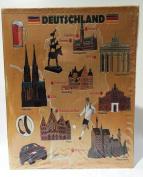 Germany Embossed Photo Album 200 Photos / 4x6