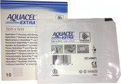 New and Improved AQUACEL® EXTRA Hydrofiber® dressing 5.1cm x 5.1cm