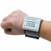 Shake-n-Wake ZZZ Vibrating Alarm Clock Watch