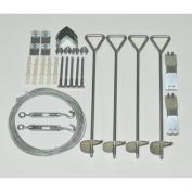 Palram Greenhouse Anchor Kit