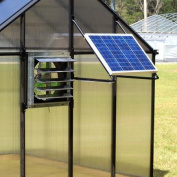 Riverstone Industries Monticello Solar Powered Ventilation System