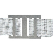 Dare Prod. 2880 Tape Buckle And Gate Anchor-2PC BUCKLE TAPE