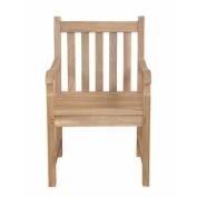 Anderson Teak Braxton Dining Arm Chair