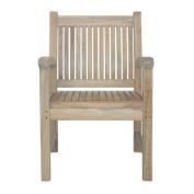 Anderson Teak Sahara Dining Arm Chair