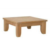 Anderson Teak Luxe Ottoman with Cushion