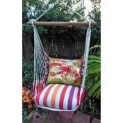 Magnolia Casual Lobster Hammock Chair & Pillow Set