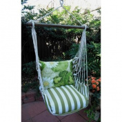 Magnolia Casual Lily Pad Hammock Chair & Pillow Set
