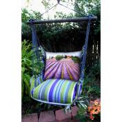 Magnolia Casual Waves of Grain Hammock Chair & Pillow Set