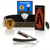 ~Blunt Not Sharp~ Gold Dollar Straight Razor Beginners Kit