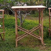 ZEW Inc KD Bar Table