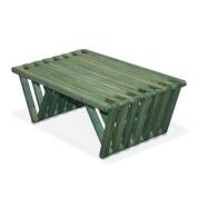 Coffee Table X36, Alligator Green