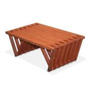 Coffee Table X36, Buffalo Wing