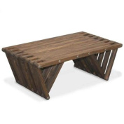 Coffee Table X36, Expresso Brown