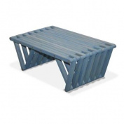 Coffee Table X36, Sky Blue