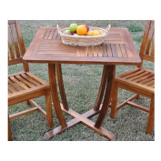 Anderson Teak Square Dining Table