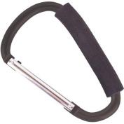 Oversized Carry Handle Carabiner, Black