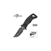 Wahoo Killer Scuba Dive Knife with Sheath Multi-Coloured