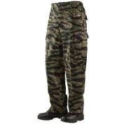 Tru-Spec BDU Trousers Vietnam Tiger Stripe 60/40 Cotton, Poly Twill, 3XLarge Long