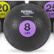 Extreme Elite Medicine Ball in Purple