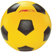 School Smart Coated Soccer Ball, 19cm