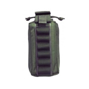 Elite Survival Systems MOLLE Quick-Deploy Shotshell Pouch - Holds 18, Olive Drab