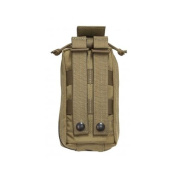Elite Survival Systems MOLLE Quick-Deploy Shotshell Pouch - Holds 18, Coyote Tan
