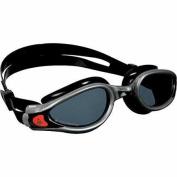 Kaiman EXO Goggles, Smoke Lens, Silver