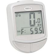 Bell Console 300 16-Function Speedo Digital Wireless Computer, White