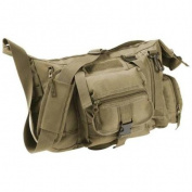 Extreme Pak LUPACKOD3 Extreme Pak Olive Drab Green 38cm Tactical Style Messenger Bag