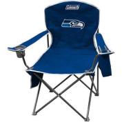 NFL XL Cooler Quad Chair, Seattle Seahawks